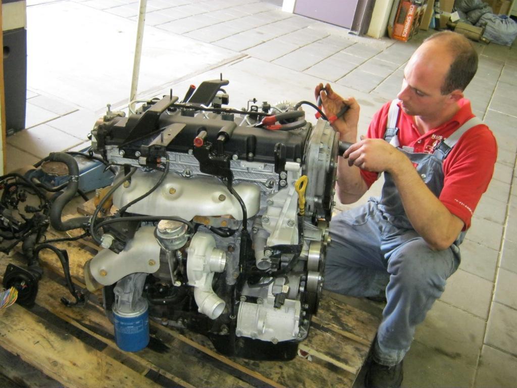 Super mazda cx5 motor reparatie / TURBO revisie IB-22